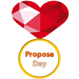 Propose Day Medal